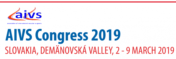 37th AIVS meeting, 2-9. marca 2019 v Jasnej